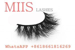 3d mink eyelashes from China