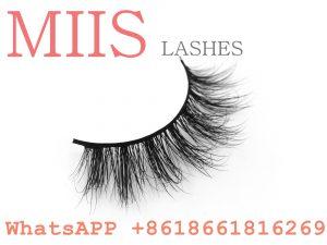 customised eyelash