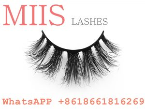 3D mink lashes eyelash