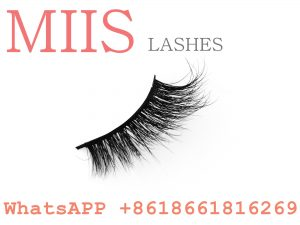private label custom eyelash